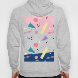 Dreaming 80s Pattern #society6 #decor #buyart Hoody