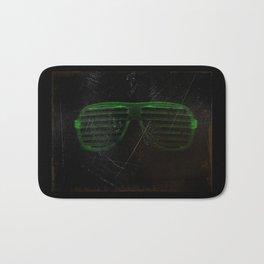 Electro Glasses Bath Mat