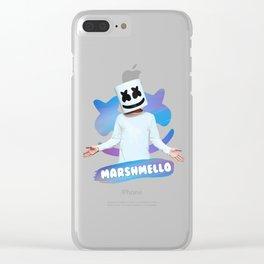 DJ Mello Clear iPhone Case