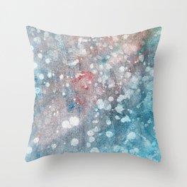 Abstract No. 41 Throw Pillow