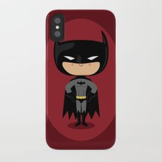 Black Bat iPhone X Slim Case