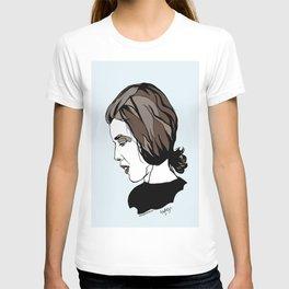 Delia Derbyshire Composer Cambridge Oxford England UK Wall Art Artist Musician Electronic  T-shirt