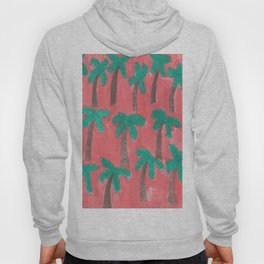 Dreamy Palm Trees Hoody