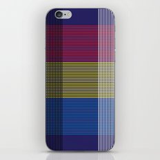 Crossing Color iPhone Skin