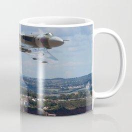 Vulcan Bomber XH558 Dawlish 2015 Coffee Mug