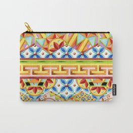 Gypsy Caravan Circus Carry-All Pouch