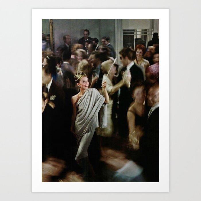 Holly Golightly Party Kunstdrucke