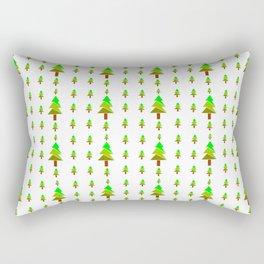 Christmas tree 7 Rectangular Pillow