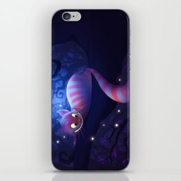 Cheshire Cat iPhone Skin