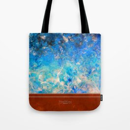 Timelessness - Original Abstract Art by Vinn Wong Tote Bag