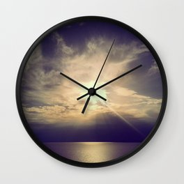 Perfect calm Wall Clock