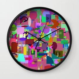 02272017 Wall Clock
