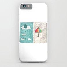 Always trust the weather Slim Case iPhone 6s