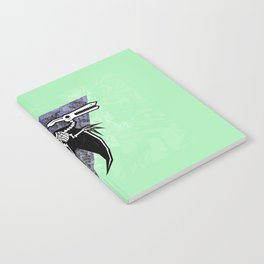 Pterodactyl Fossil Notebook