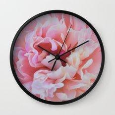 Raspberry Sorbet Wall Clock