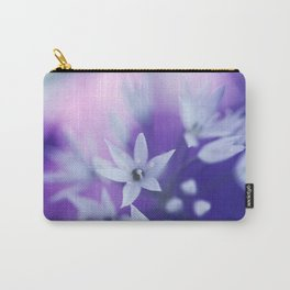 Dusky Violet Carry-All Pouch