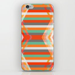 DecoChevron iPhone Skin