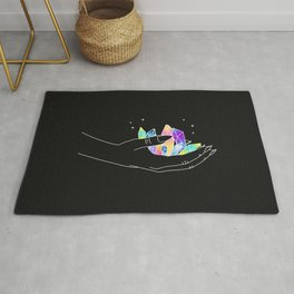 Artificial Love - Illustration Rug