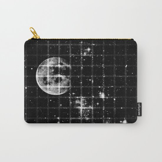 Space texture Carry-All Pouch