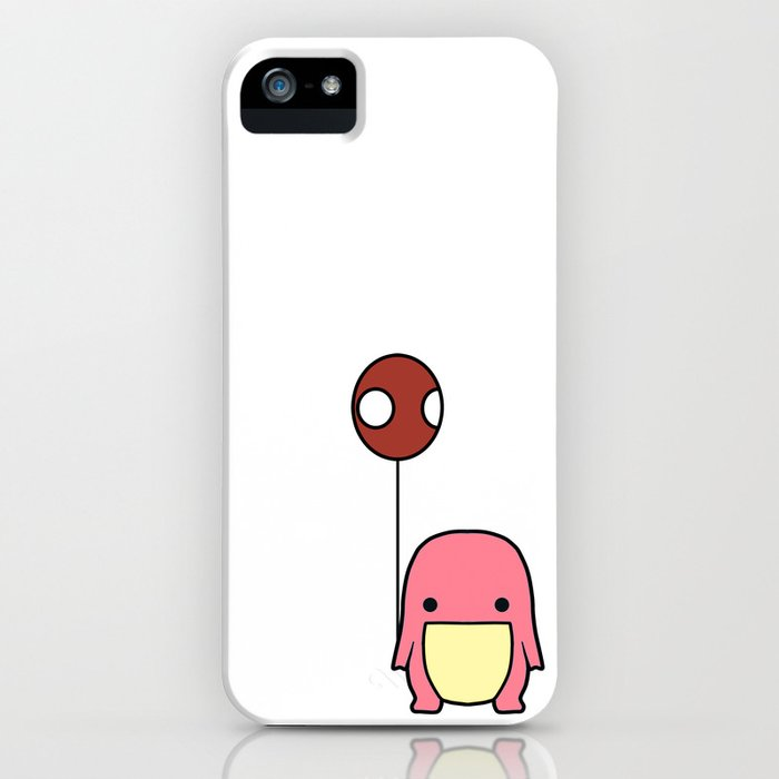 Balloon Quaggan Pink Case iPhone Case