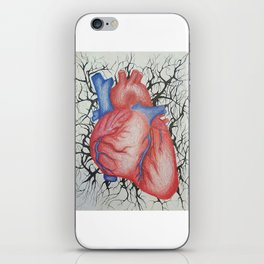 the muscle that feels iPhone Skin