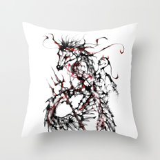 cool sketch 173 Throw Pillow