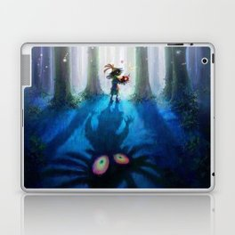 Forest Majora Laptop & iPad Skin