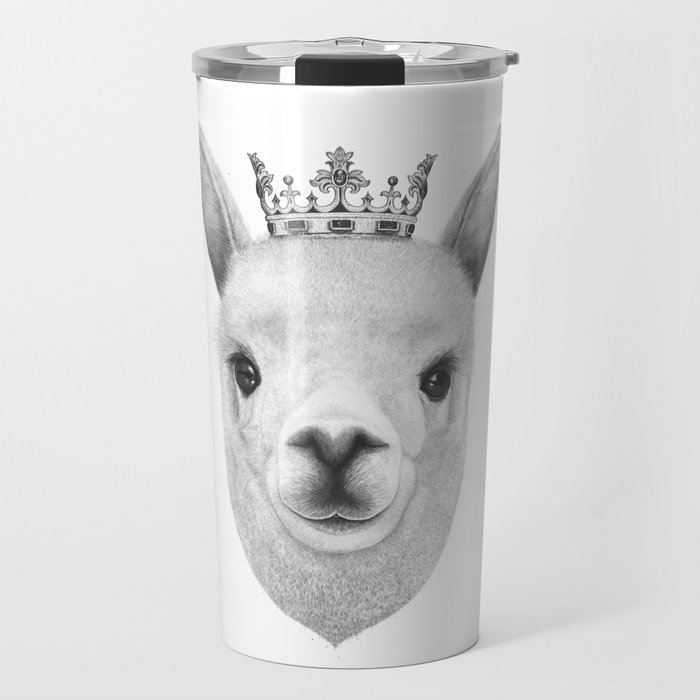 The King Lama Travel Mug