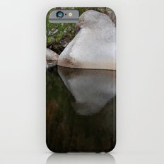 Mirror of time iPhone 6s Slim Case