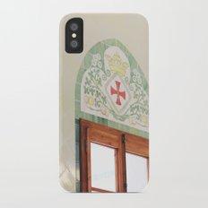 Sant pau  iPhone X Slim Case