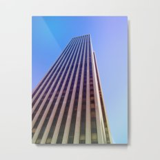NYC: Architecture Metal Print