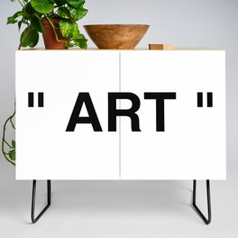 """ Art "" Credenza"