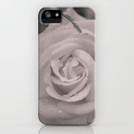 Raining Roses iPhone Case