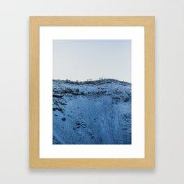 Kerið Crater, Iceland Framed Art Print