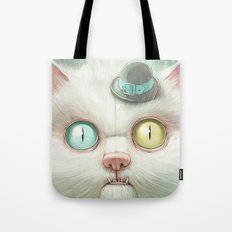 Release the Odd Kitty!!! Tote Bag