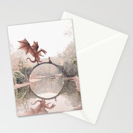 Dragon & Princess Stationery Cards