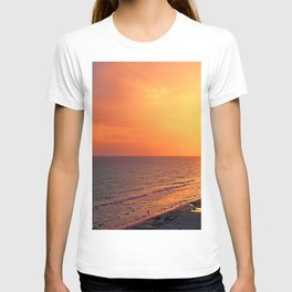 Fire In The Sky Florida Sunset T-shirt