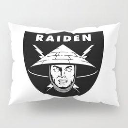 Raiden Raiders Pillow Sham