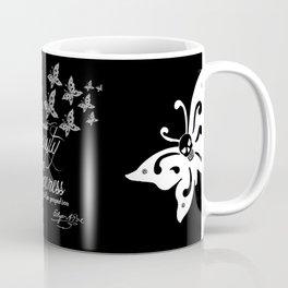 Strange Skullerflies - EA Poe Quote Coffee Mug