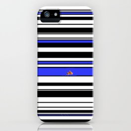 Goldfish Love Part 2 iPhone Case