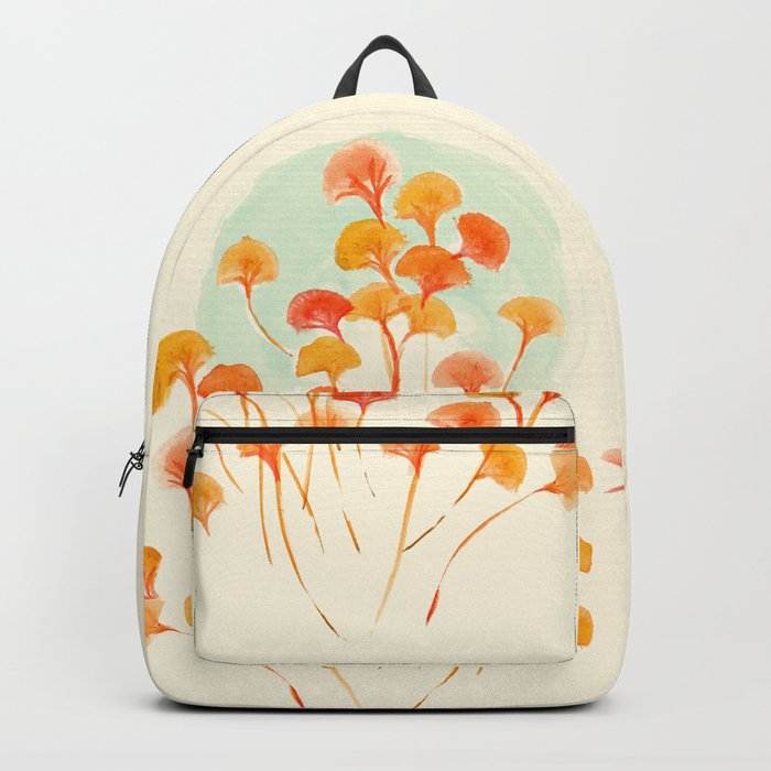 The bloom lasts forever Backpack