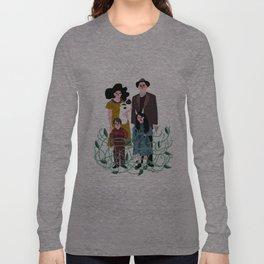 de tal palo, tal astilla Long Sleeve T-shirt