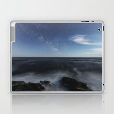 Milky Way in Moonlight Laptop & iPad Skin