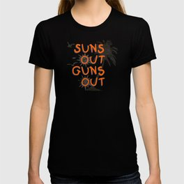 Guns Out T-shirt