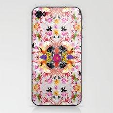 Kaleidoscope Flamingos iPhone & iPod Skin