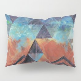 Astral-Projectionist Pillow Sham