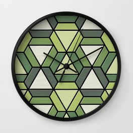 Geometrix 129 Wall Clock