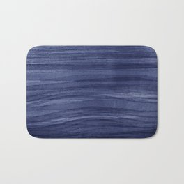 Beautiful Blue Bath Mat