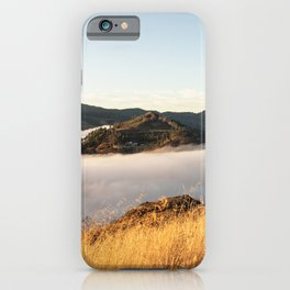 Cloudfall iPhone Case