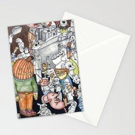 Nightmare Seeds Stationery Cards